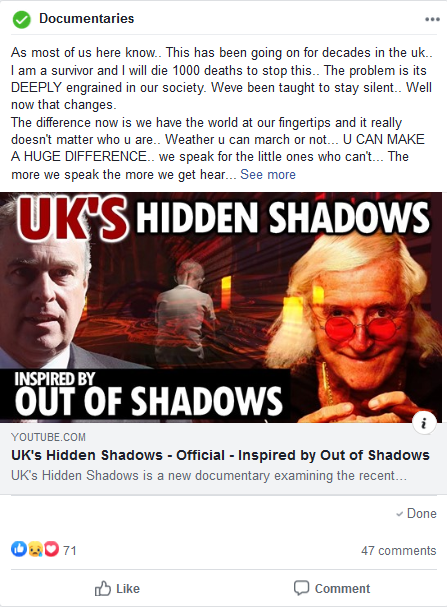 FFTCUK - Closed Group UK Shadows