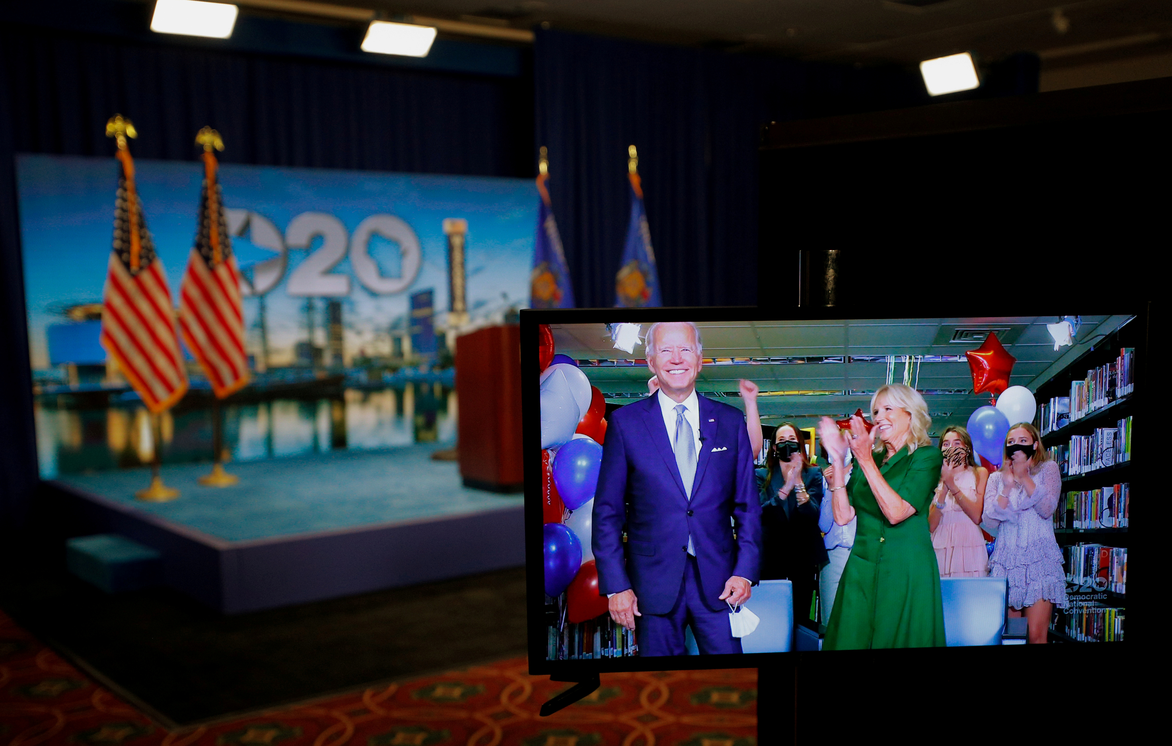 The Democratic National Convention Did Not Take Place