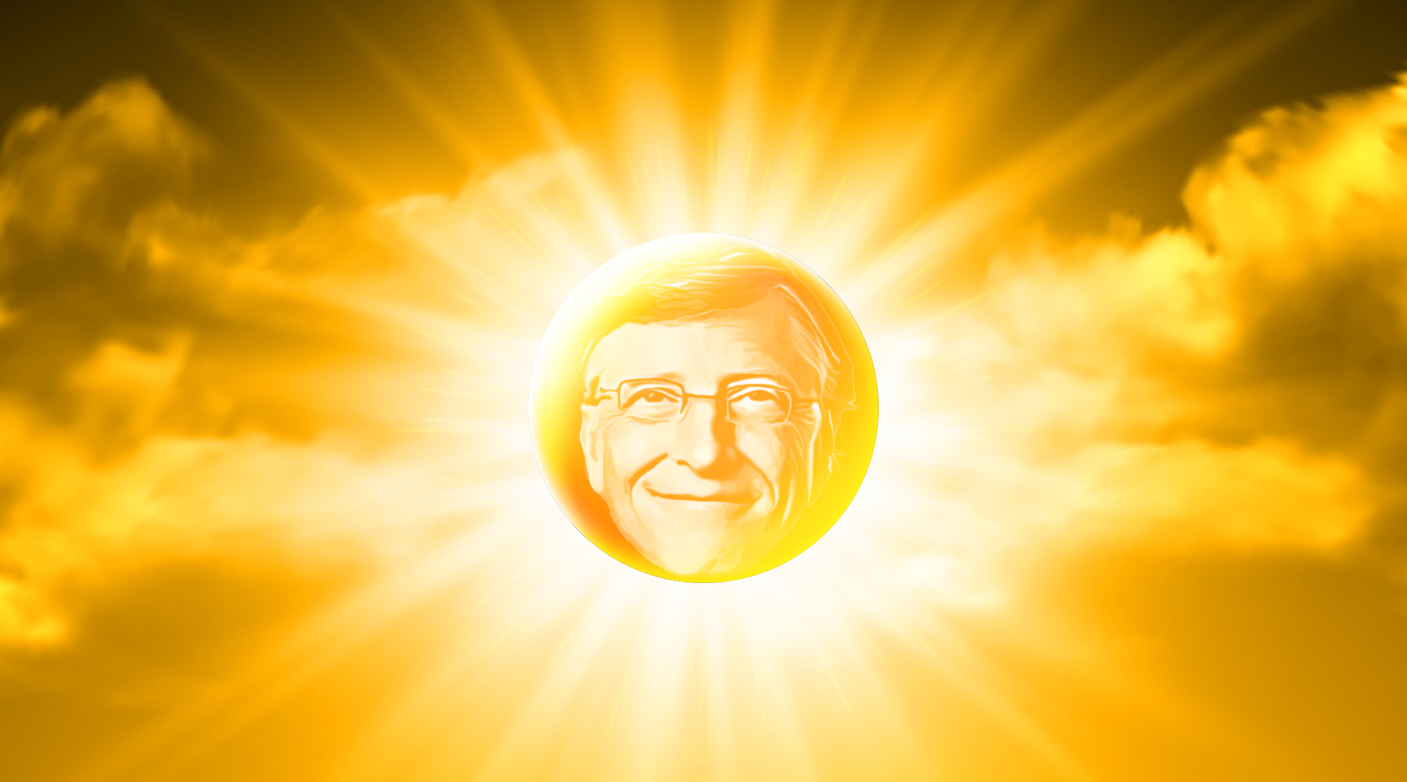 Double Check: Is Bill Gates Building a Machine To Block Out the Sun?
