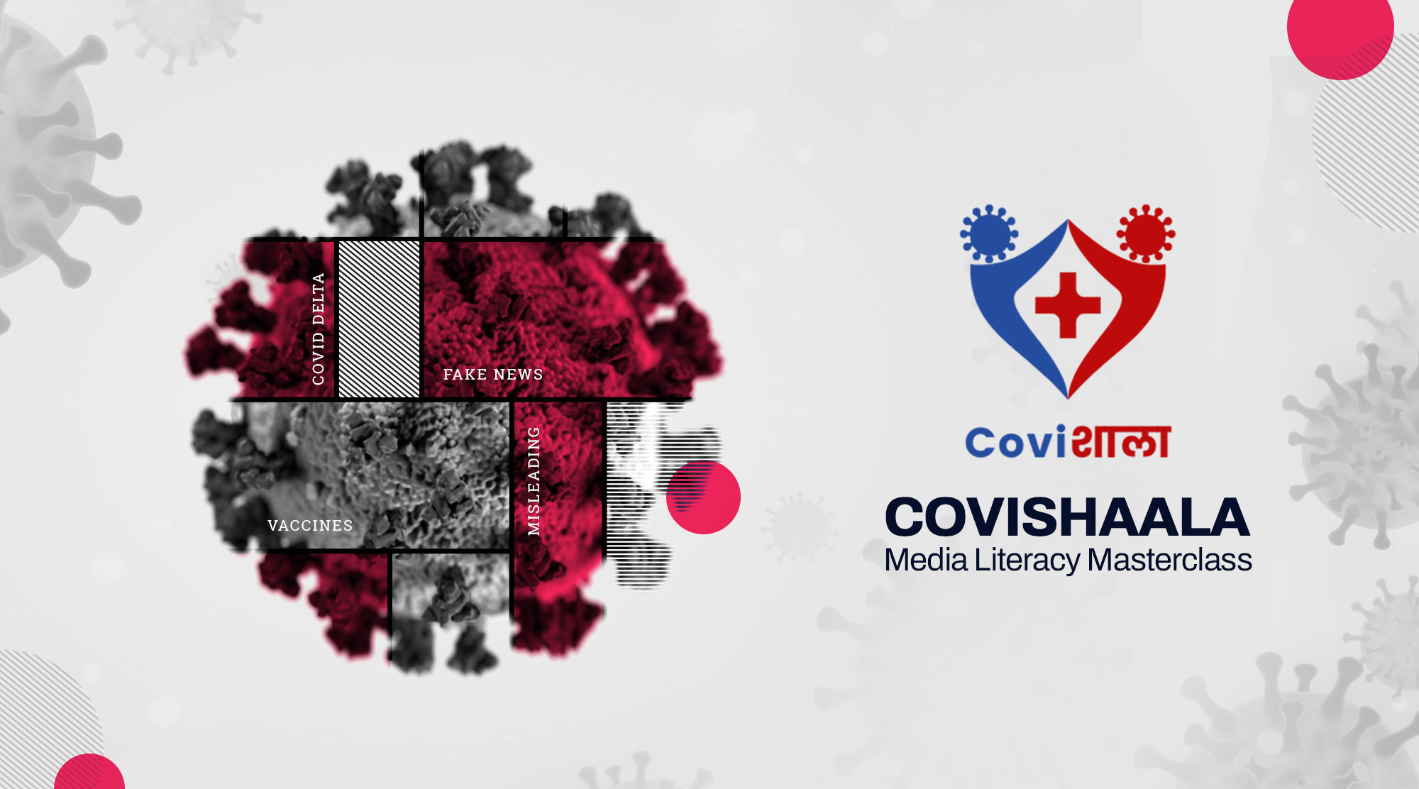 Logically, Newsmobile & Facebook launch Covid-19 Media literacy Programme