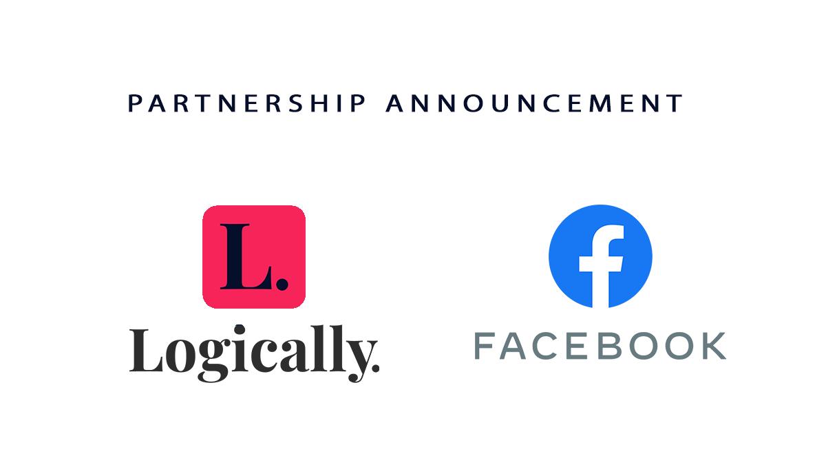 Logically announces UK fact-checking partnership with Facebook