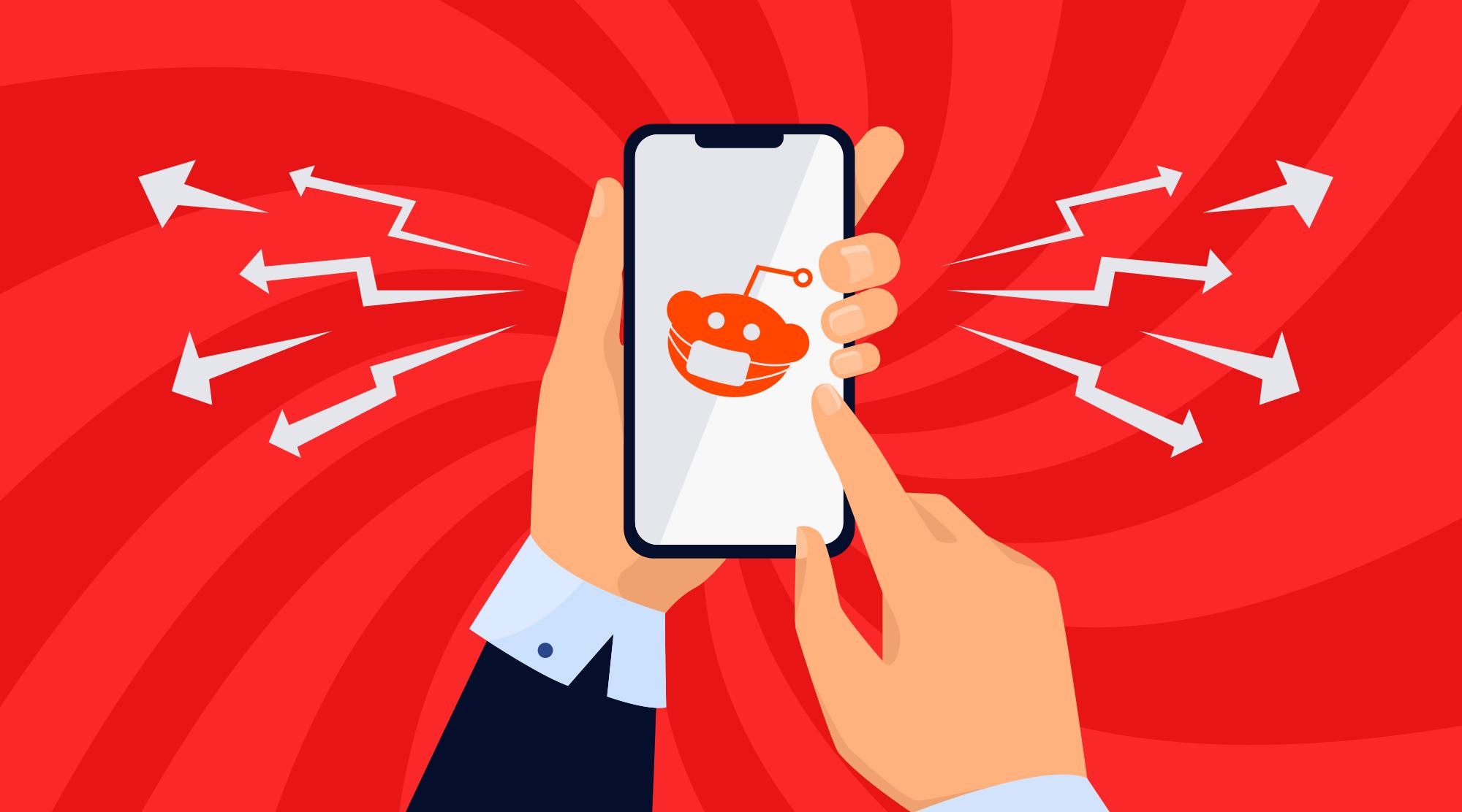Reddit CEO Refuses To Remove COVID Misinfo
