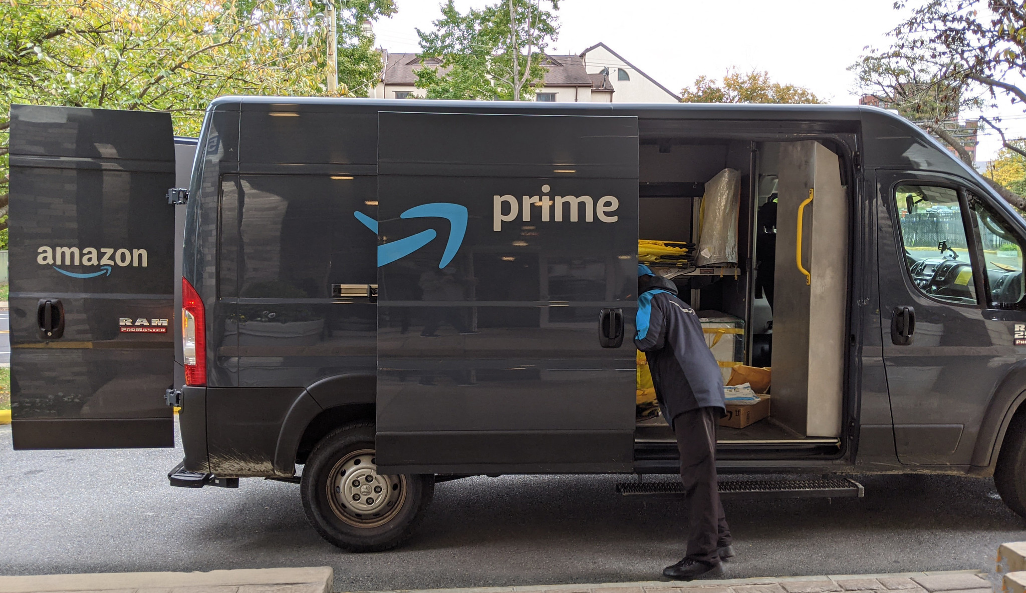 Double Check: Do Amazon Workers Have to Pee in Bottles?
