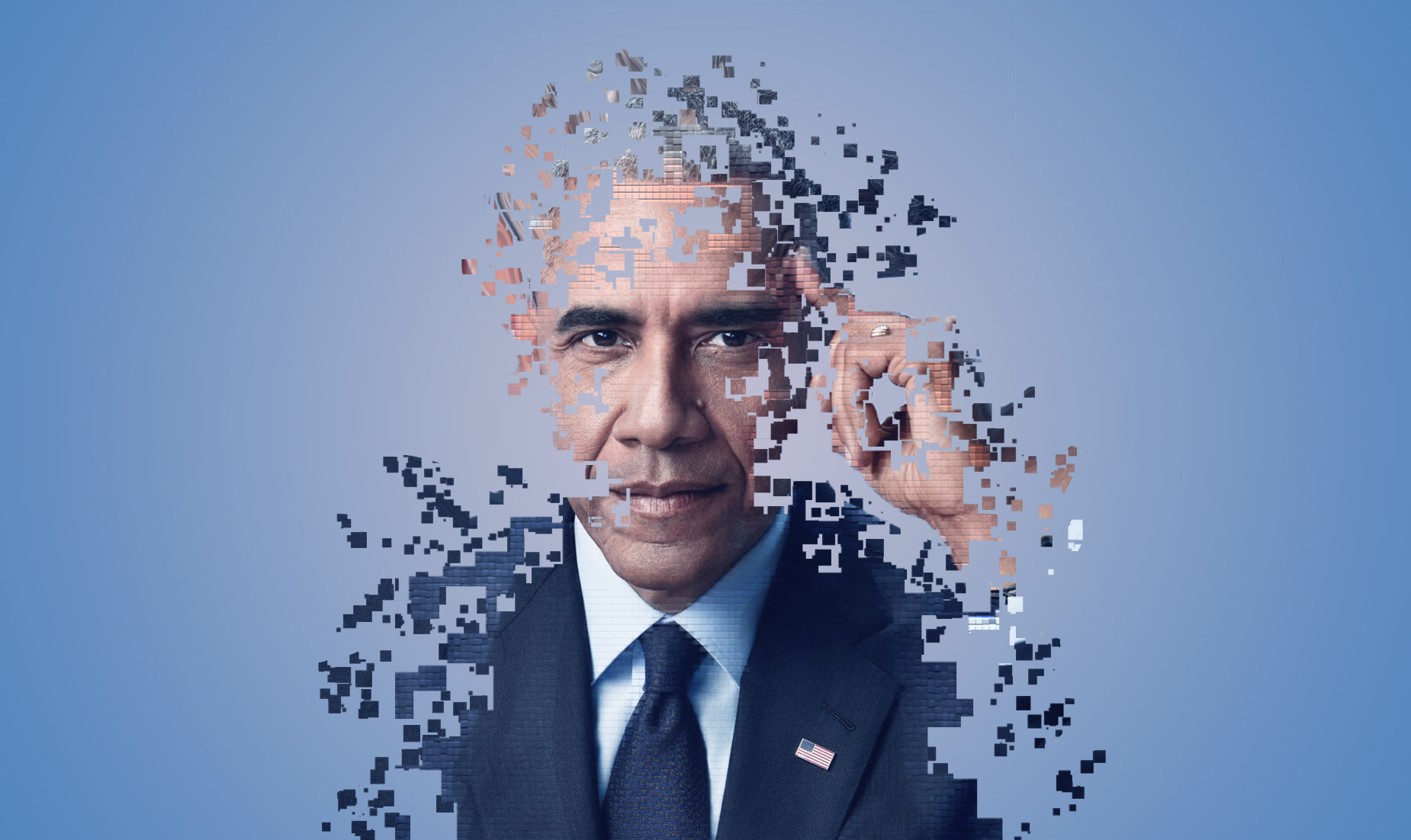 A deepfake video of Barack Obama raised concerns
