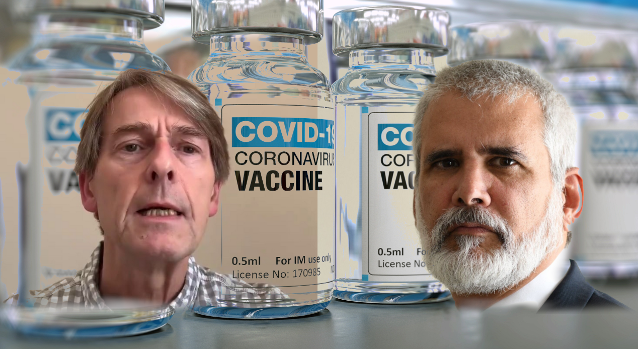 Scientists vs Science: Interviews with Mike Yeadon and Robert Malone