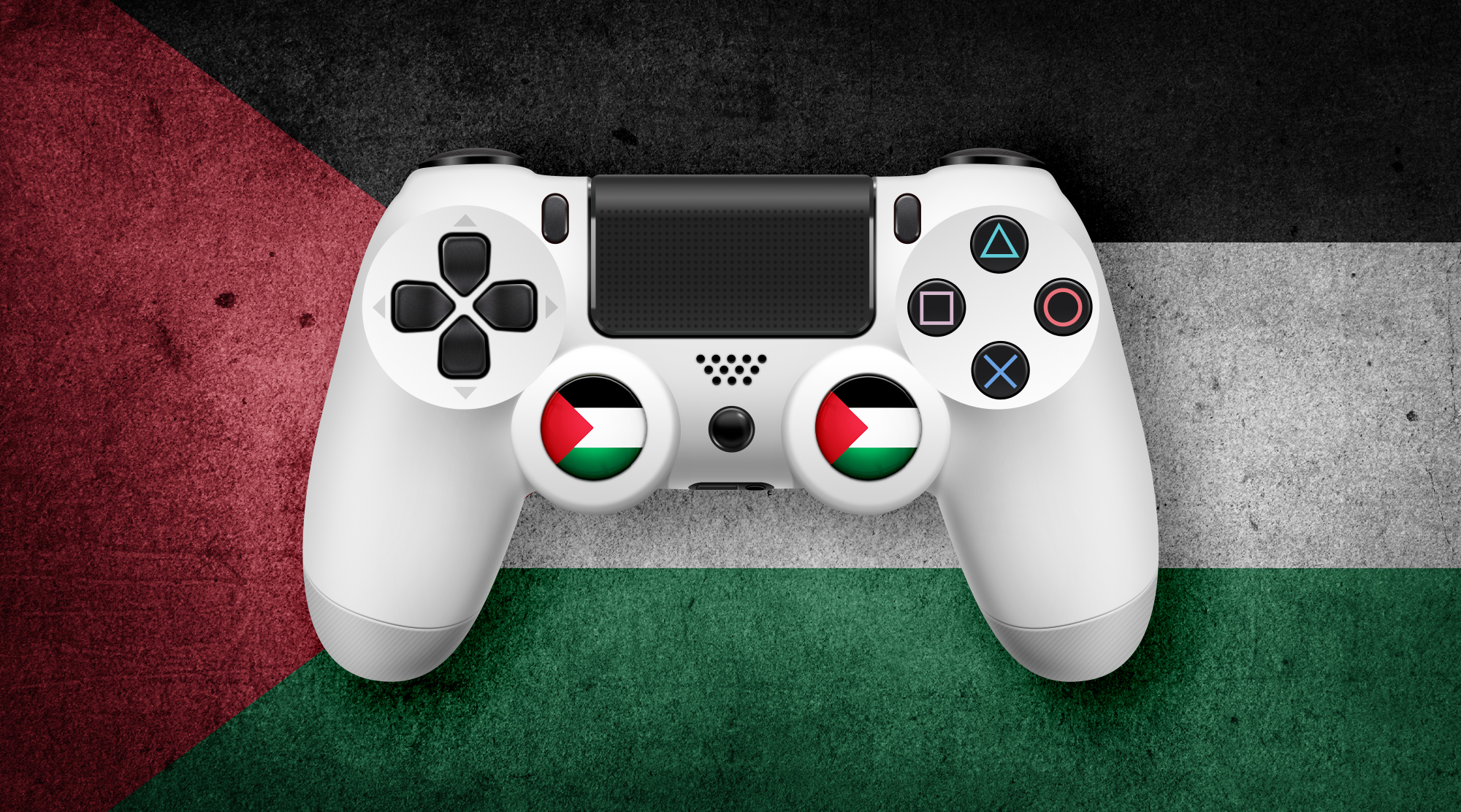 Why Are Gamers Taking a Stand On Palestine?