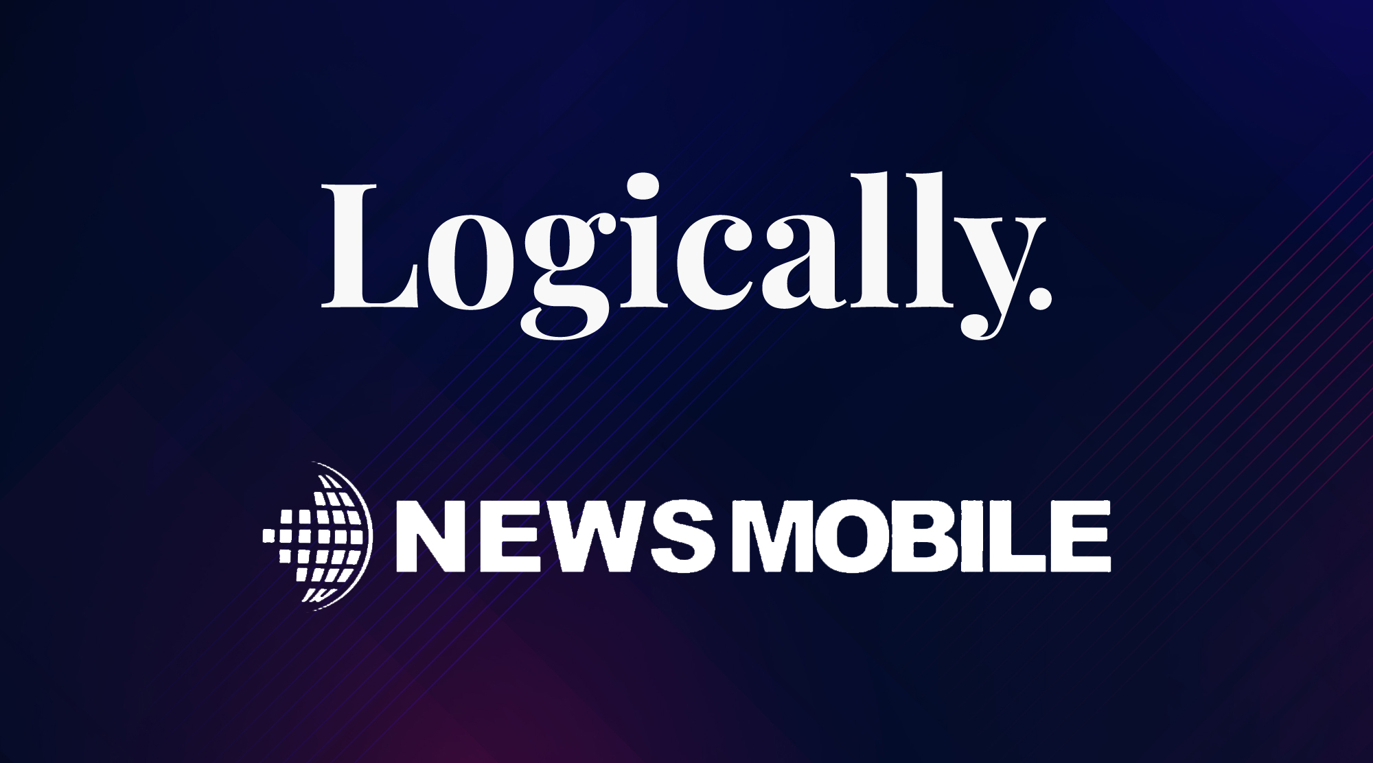 Logically Partner with Newsmobile