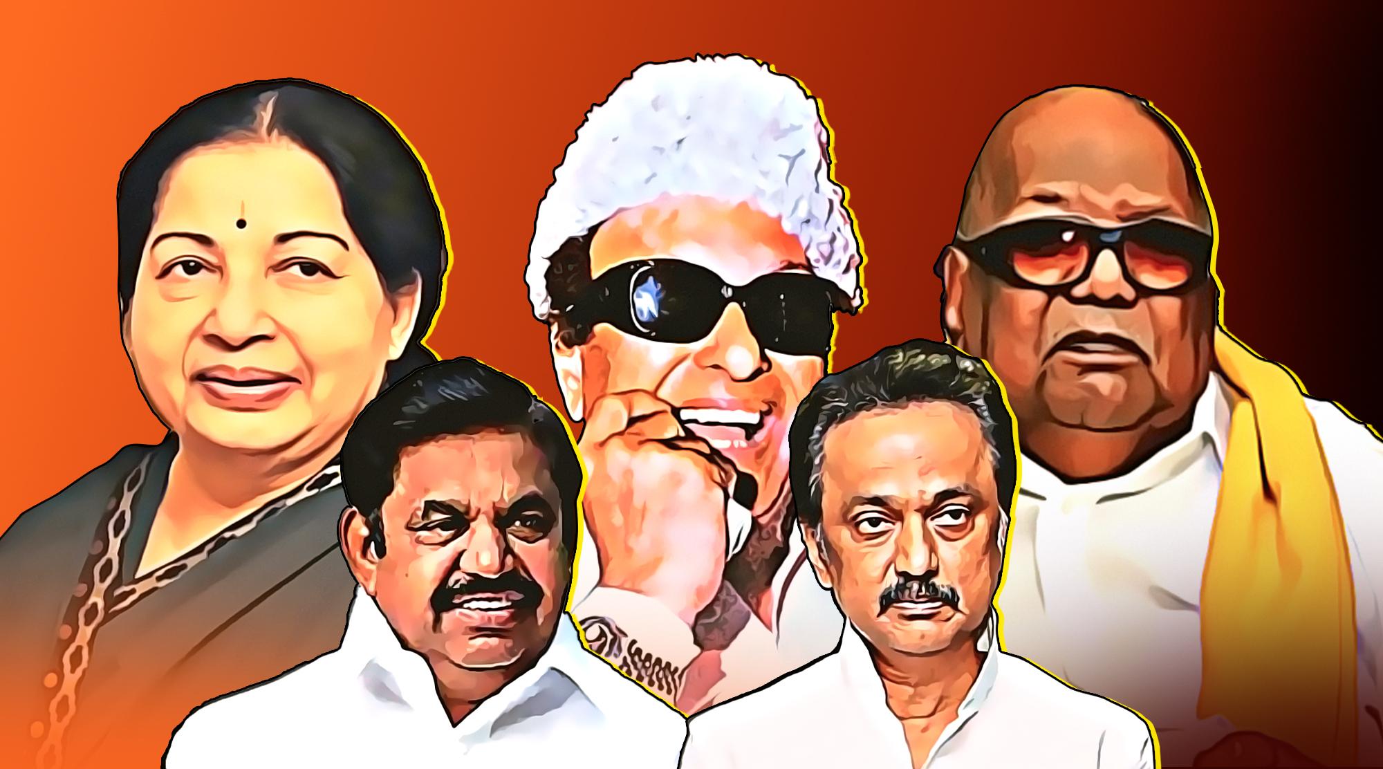 Election Special: Tamil Nadu's Leadership Vacuum Ushers Hindutva Politics To the State