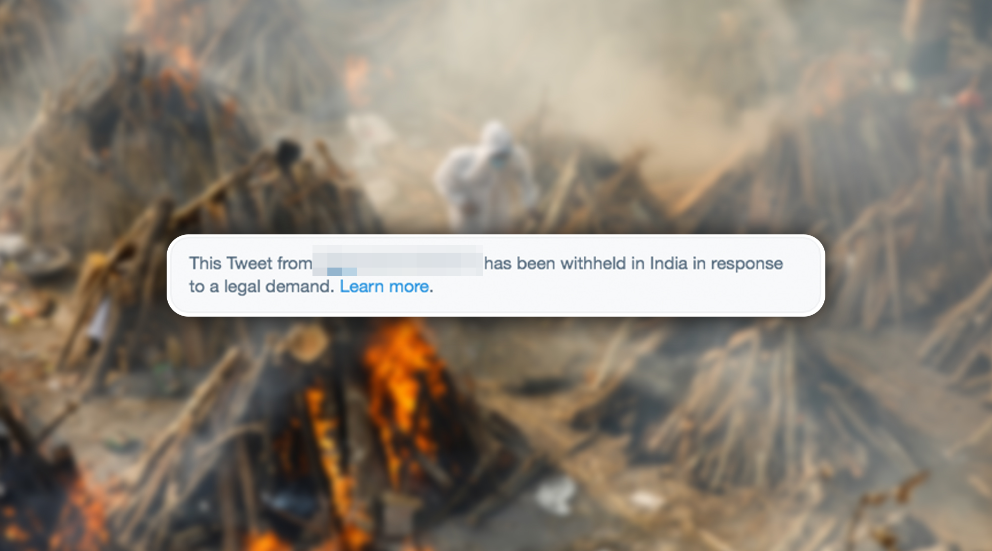 Double Check: Has The Indian Government Blocked Tweets About COVID-19?