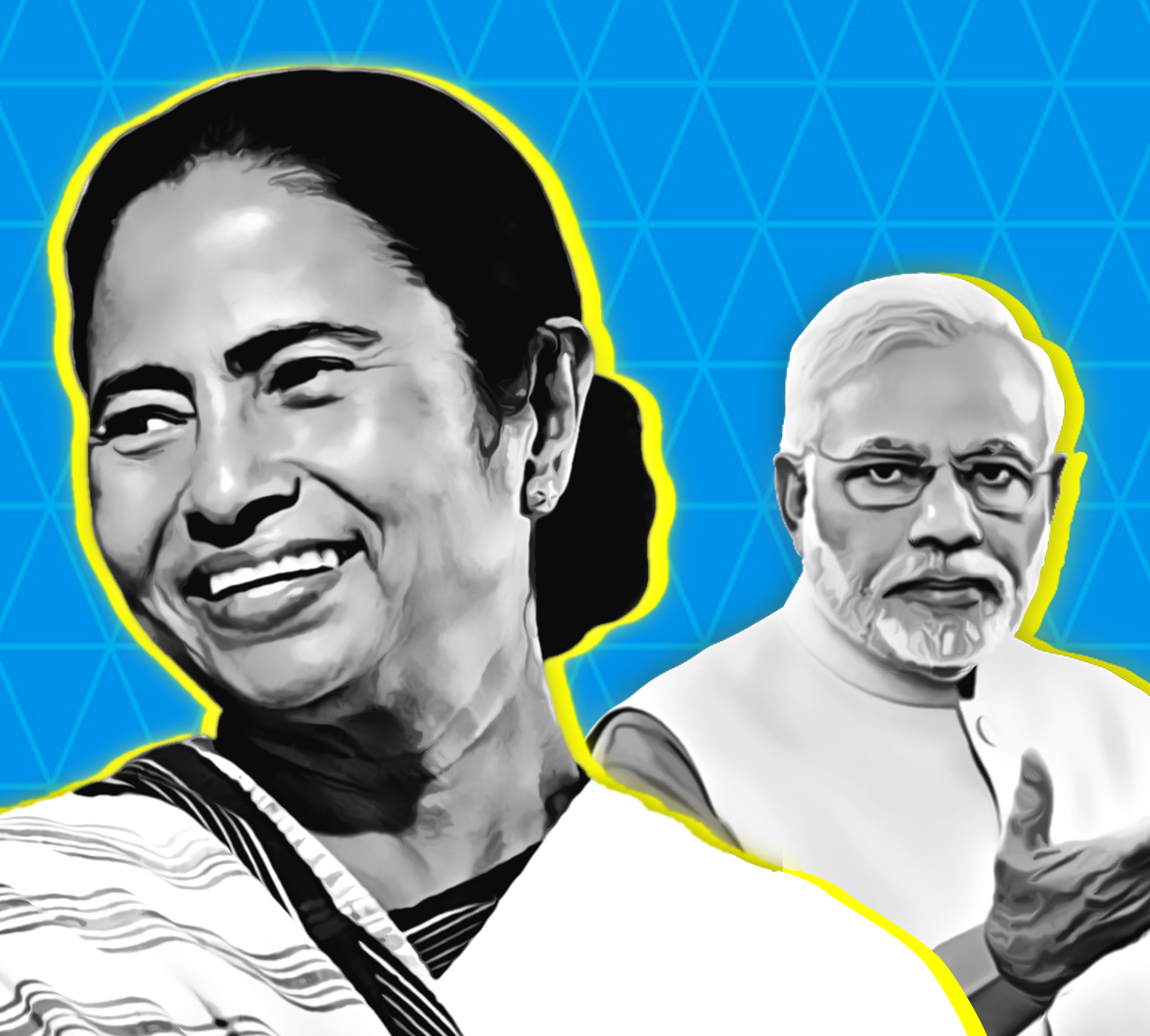 The Social Media Strategy Behind the BJP's Fight in West Bengal