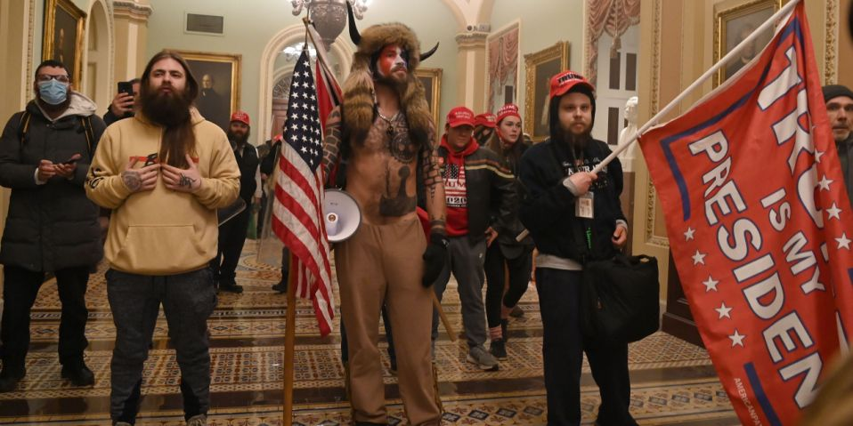 Double Check: Did AntiFa Storm the US Capitol?