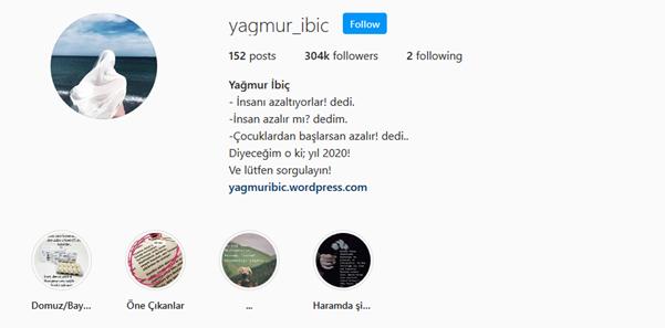 Account screenshot