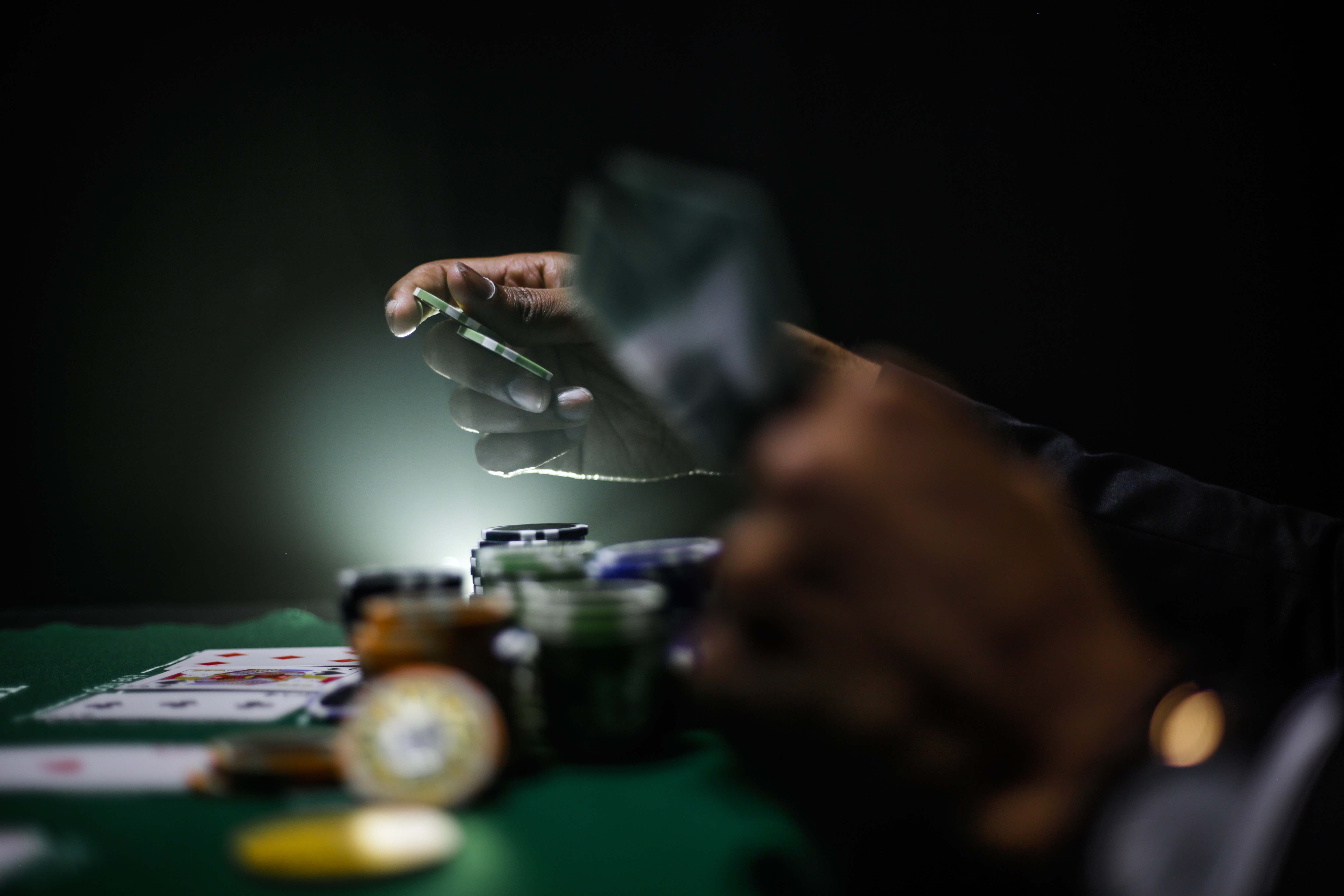 How Poker Players Become COVID Conspiracists