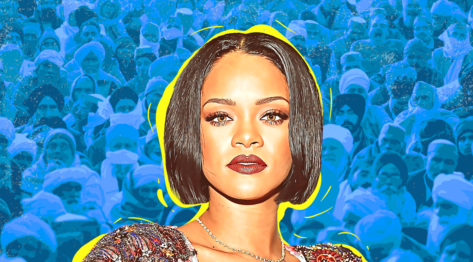 Double Check: Was Rihanna Paid by a Canadian Firm To Tweet About the Farmers' Protests?